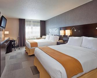Holiday Inn Express Hotel & Suites Beatrice - Beatrice - Schlafzimmer