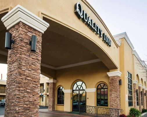 Quality Inn Near Chico State - Chico - Κτίριο