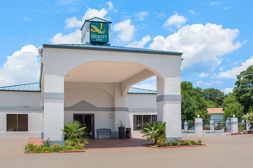 Quality Inn - Carthage - Gebäude
