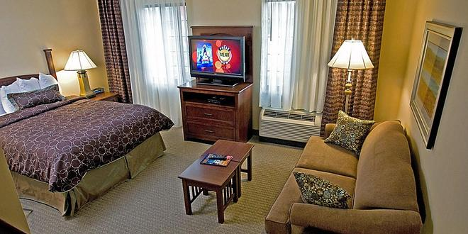 Hawthorn Suites by Wyndham Williamsville Buffalo Airport - Williamsville - Bedroom