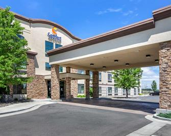 Comfort Inn & Suites Jerome - Twin Falls - Jerome - Building