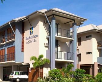 Southern Cross Atrium Apartments - Cairns - Building