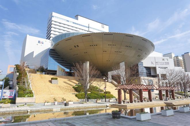 ホテルプラザ神戸 - 神戸市 - 建物