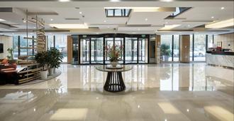 Holiday Inn Express Shanghai Gongkang - שנחאי - לובי
