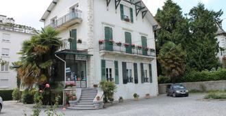 Hôtel Montilleul - פו