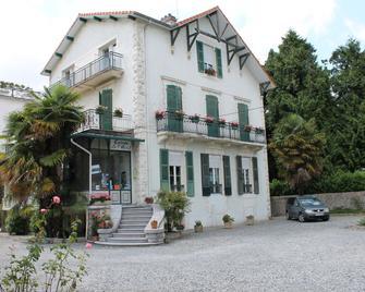 Hôtel Montilleul - Pau - Gebouw