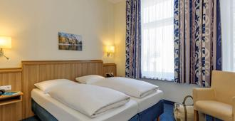 Mercure Hotel Lübeck City Center - ליבק - חדר שינה