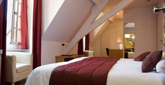 Hotel Bourgoensch Hof - Bruges - Camera da letto