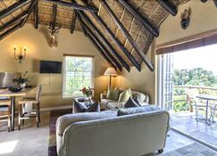 Ikhaya Safari Lodge - Constantia - Sala de estar