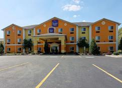 Sleep Inn - South Bend - Edifício