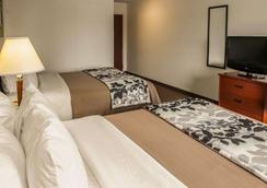 斯利普酒店 - 南彎 - 南本德 - 臥室
