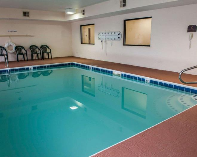 斯利普酒店 - 南彎 - 南本德 - 游泳池