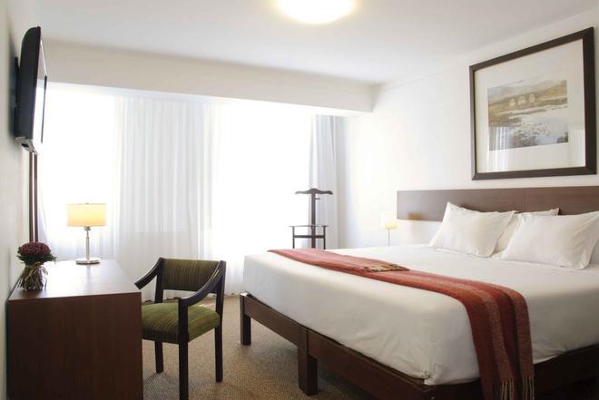 蒂拉維瓦阿雷基帕廣場酒店 - 阿雷基帕 - 阿雷基帕 - 臥室