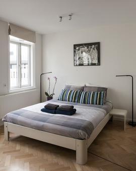 Kuwadro B&B Amsterdam Centrum - Amsterdam - Bedroom
