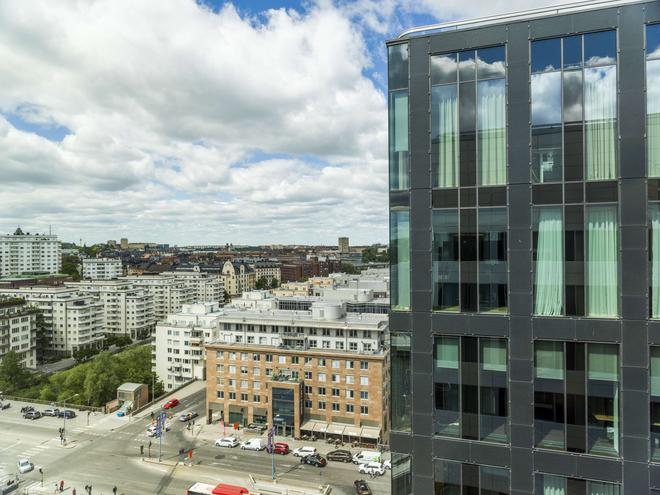 斯德哥爾摩海濱麗笙酒 - 斯德哥爾摩 - 建築