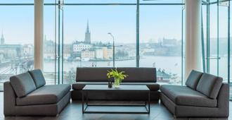 Radisson Blu Waterfront Hotel, Stockholm - שטוקהולם - סלון