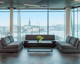 Radisson Blu Waterfront Hotel, Stockholm - Stockholm - Wohnzimmer