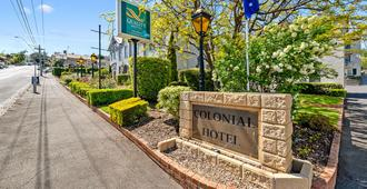 Quality Hotel Colonial Launceston - Launceston - Outdoor view