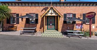 Quality Hotel Colonial Launceston - לאונססטון