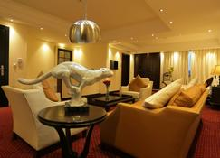 GHS Hotel - Brazzaville - Area lounge