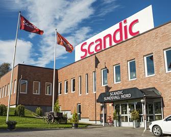 Scandic Sundsvall Nord - Сундсвалл - Building