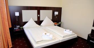 Hotel Neugrabener Hof - Гамбург - Спальня