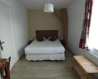 Chambre d'hôtes - Noir Lion - Peronne - Bedroom