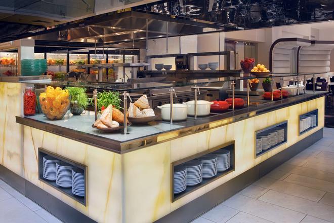 Hyatt Regency Ohare Chicago - Rosemont - Buffet