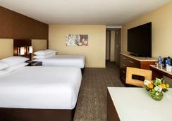 Hyatt Regency Ohare Chicago - Rosemont - Bedroom