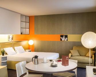 Apparthotel Mercure Paris Boulogne - Boulogne-Billancourt - Bedroom