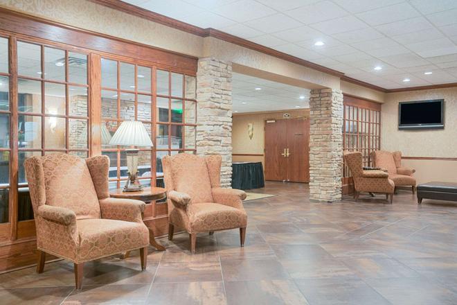 Ramada by Wyndham Plymouth Hotel & Conference Center - Plymouth - Recepción