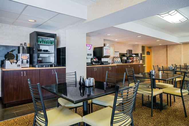 Ramada by Wyndham Plymouth Hotel & Conference Center - Plymouth - Restaurante