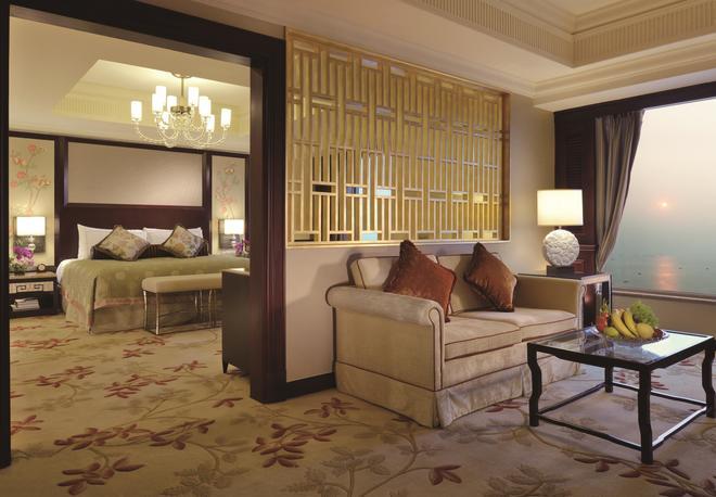 Shangri La Hotel Beihai - Beihai - Sala de estar