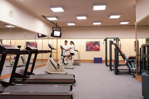 Shangri La Hotel Beihai - Beihai - Gym