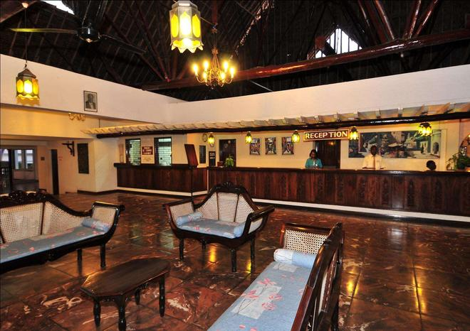 Reef Hotel - Mombasa - Living room