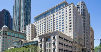 ذا بينينسيولا شيكاجو - شيكاغو - مبنى