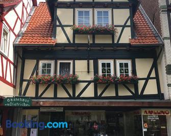 Gästehaus Dietrich - Bad Sooden-Allendorf - Edificio