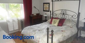 Gîte Maison Parc Delormier - Trois-Rivières - Bedroom