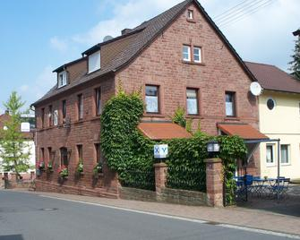 Pension Zum Stern - Freudenberg am Main - Building