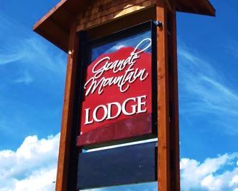 Grande Mountain Lodge - Grande Cache - Venkovní prostory