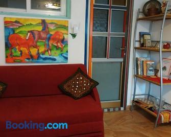 The Green House - Arad - Living room
