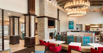 Homewood Suites by Hilton Atlanta / Perimeter Center - Atlanta - Restaurant