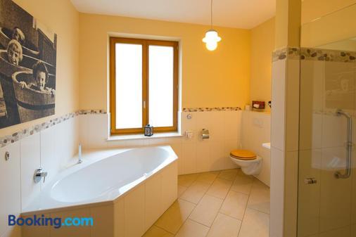 Plumbohms Echt-Harz-Apartments - Bad Harzburg - Bathroom
