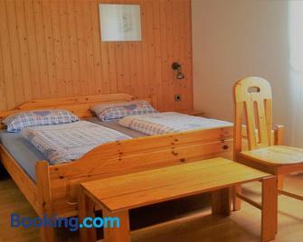 Haus Schäfer - Menzenschwand - Bedroom