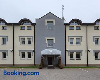 Villa Sulejówek - Sulejówek - Building