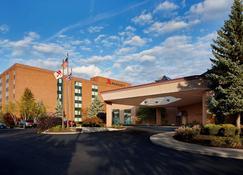 Marriott Cincinnati Northeast - Mason - Building