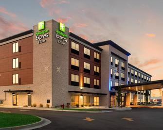 Holiday Inn Express & Suites Racine - Sturtevant - Building