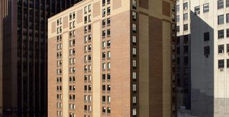 Hampton Inn Cleveland-Downtown - Cleveland - Bâtiment