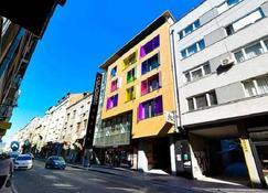Hotel Colors Inn - Sarajevo - Edificio