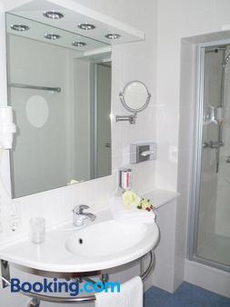 Hotel am Feuersee - Stuttgart - Bathroom